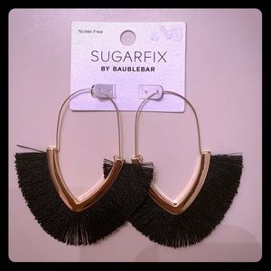 Baublebar sugarfix tassel earrings